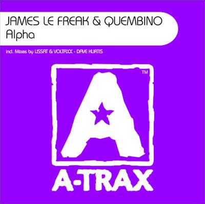 James Le Freak and Quembino - Alpha