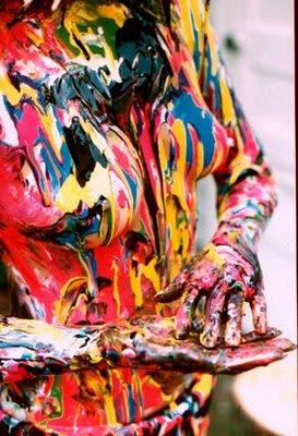 Abstract Art Bodies NEW TATTOO EXTRIMS: Ja...