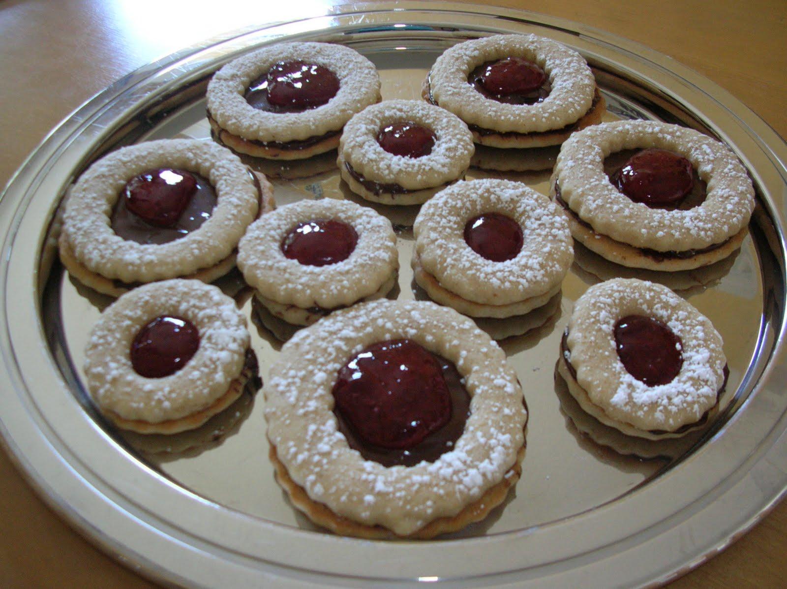 recipes raspberry linzer cookies raspberry linzer cookies recipes ...