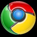 Logo von Chrome