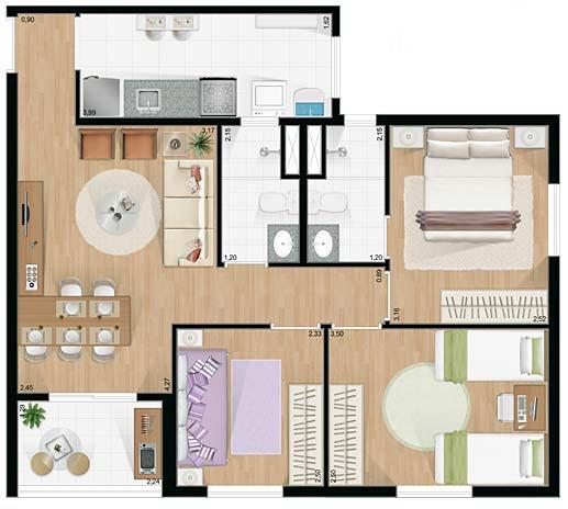 Sala De Tv Planta Baixa ~ Planejando a lavanderia!  Comprando Meu Apê  Comprando Meu Apê