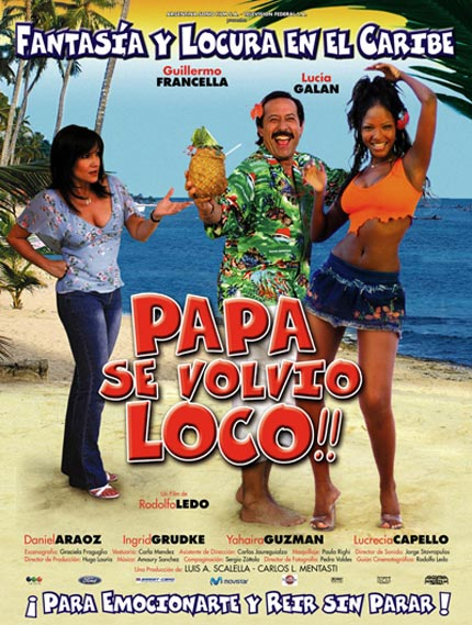 """Actriz de """"Papa se volvio Loco"""" presa por es"""