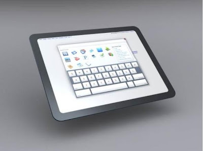 looks as cool as the ipad Tablet Google para el 26 de noviembre