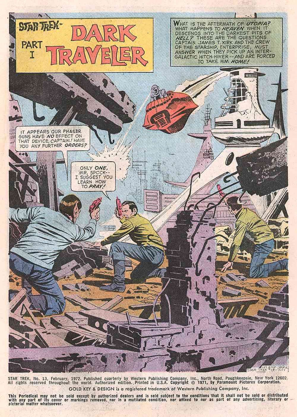Star Trek (1967) Issue #13 #13 - English 2