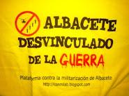 Albacete NO es la Ciudad de la Paz