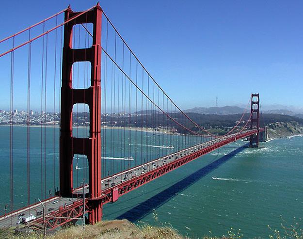 golden gate bridge drawing clip art. ridge, the Golden Gate