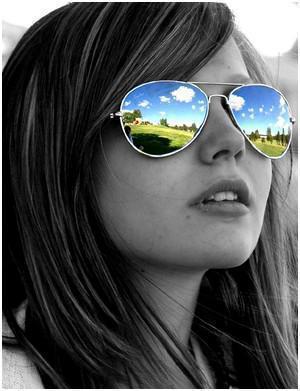 aviator sunglasses womens  Women's aviator sunglasses