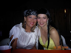 Cher (Diana) & Pirate Girl (Kristi)