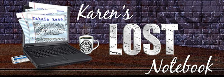 Karen&#39;s LOST Notebook
