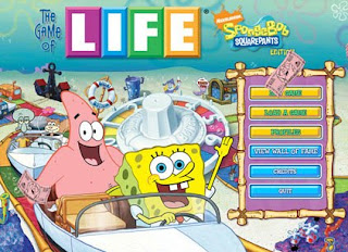 Game SpongeBob SquarePants Edition Portable