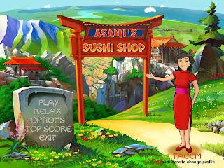 Asami's Sushi Shop PC