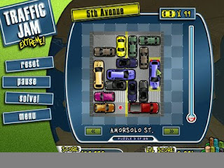 Game Traffic Jam Extreme Portable PC