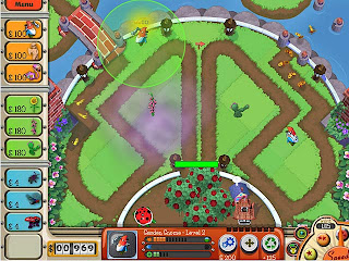 Game Garden Defense PC