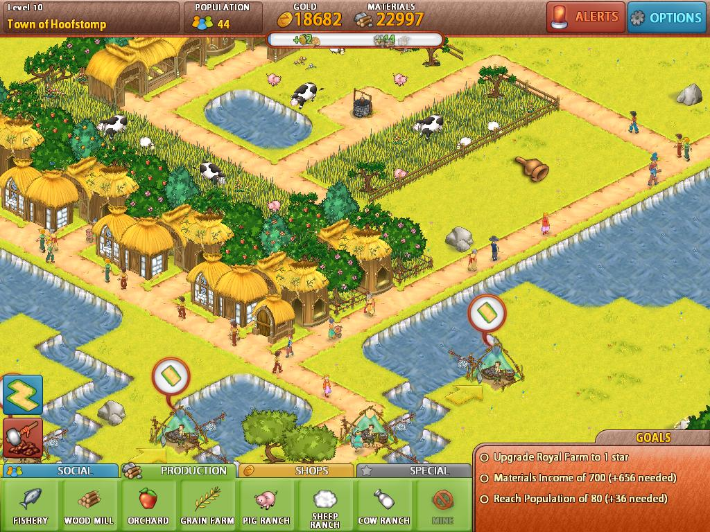 World of Zellians - Kingdom Builder PC