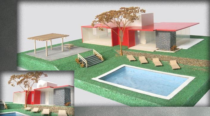 Proyectos desarrollados maquetas maquetas for Como hacer una alberca ecologica