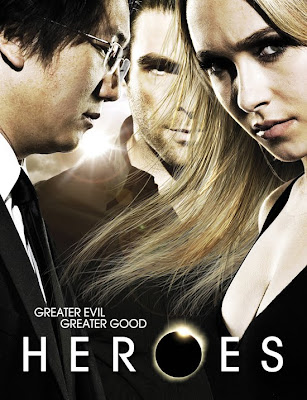 Heroes+S04 Heroes 4ª Temporada  Episódio 17  AVI XviD HDTV  Legendado