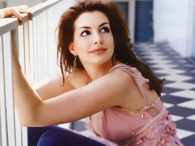 anne hathaway wallpapers widescreen. Anne Hathaway Underwear In