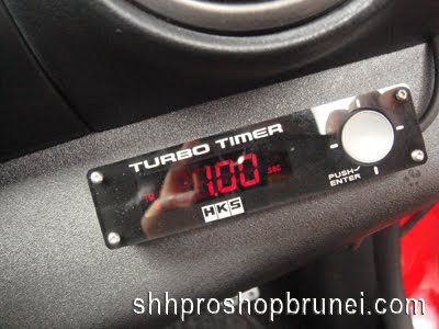 Hks Turbo Timer. HKS TURBO TIMER TYPE 0 ON S15