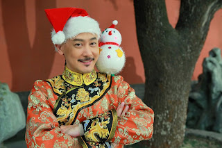 Picture] Christmas from Pemain Huan Zhu Ge Ge Remake | Pelangi Drama