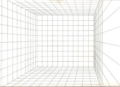 Orgutz Tool 00 Layout Design 1 Point Perspective Grid Room B