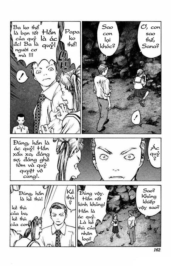 Angel Densetsu chap 70 - Trang 3