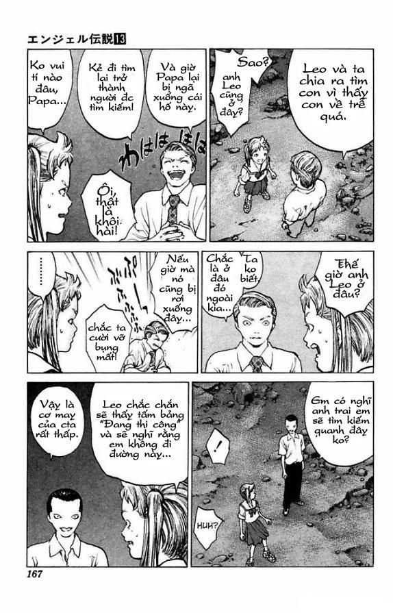 Angel Densetsu chap 70 - Trang 8
