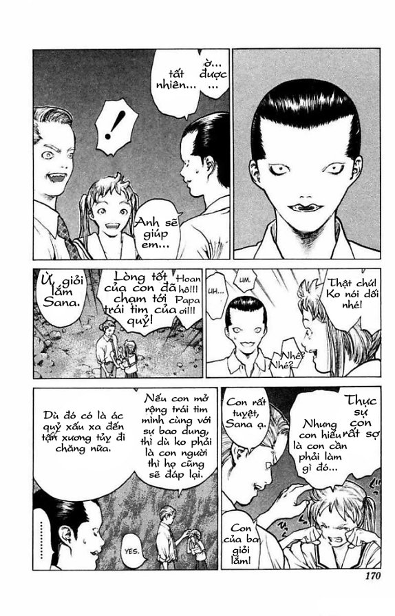 Angel Densetsu chap 70 - Trang 11