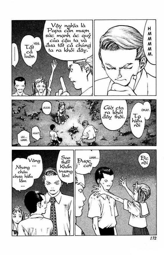 Angel Densetsu chap 70 - Trang 13