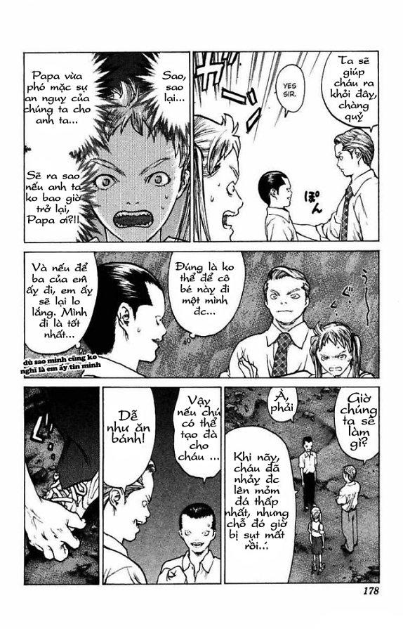 Angel Densetsu chap 70 - Trang 19