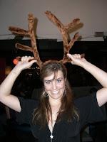 Regina the reindeer