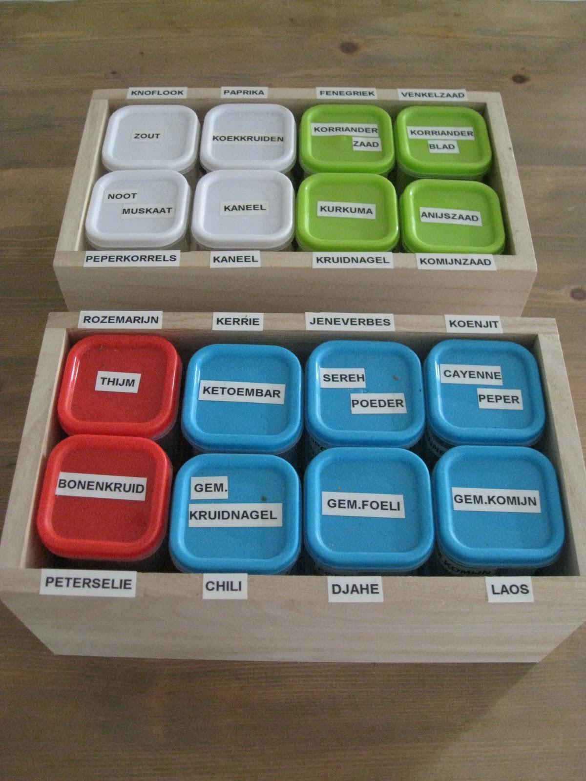 Houten Keuken Hema : lieke: food storage: kruiden