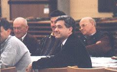 Peter Hoffmann, Präsident Reiter-Verein Mannheim