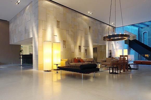 Newsgallery best design eye candy nominated for 2011 the for Hotel design jerusalem