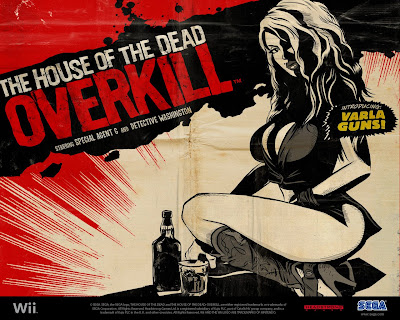 Varla - The House of the Dead: Overkill