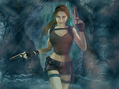 Lara - Tomb Raider: Underworld