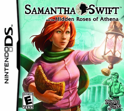 Samantha Swift and the Hidden Roses of Athena DS