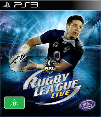 Rugby League Live PS3