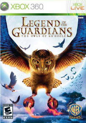 Legend of the Guardians: The Owls of Ga'Hoole Xbox 360