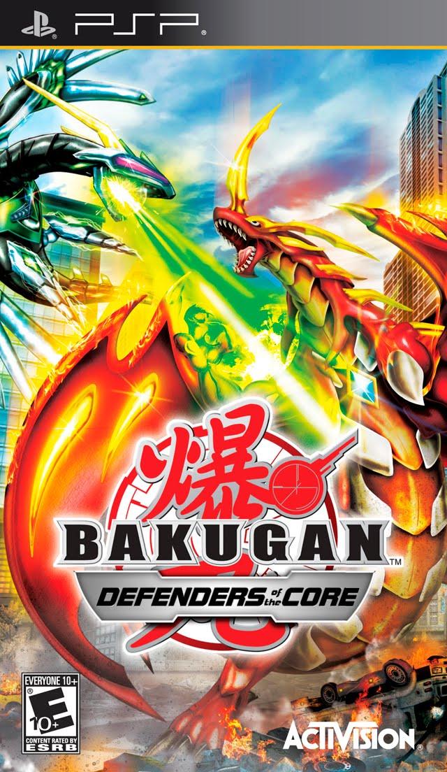 Trucchi PSP Bakugan - Defenders Of The Core