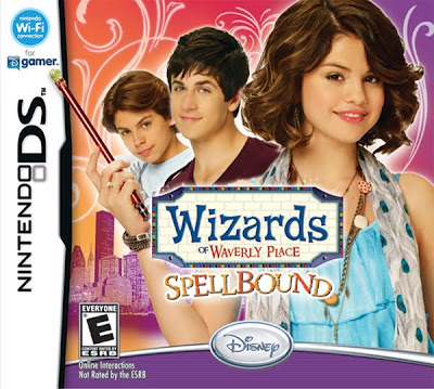 I maghi di Waverly: Spellbound DS