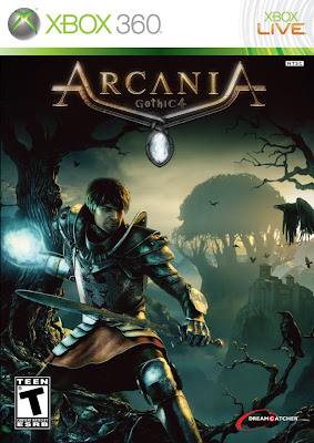 Arcania: Gothic 4 Xbox 360