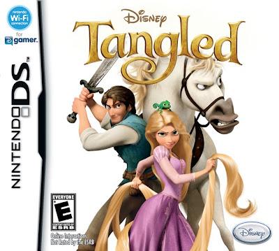Rapunzel - L'Intreccio della Torre DS