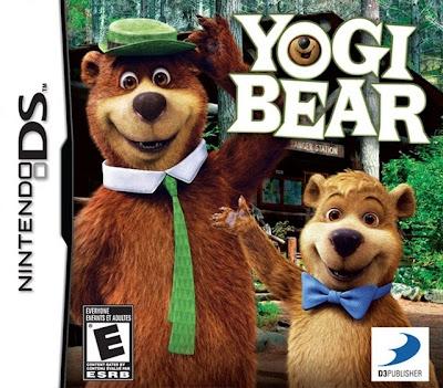 L'orso Yoghi - Il videogioco DS