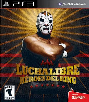Lucha Libre AAA Heroes del Ring PS3