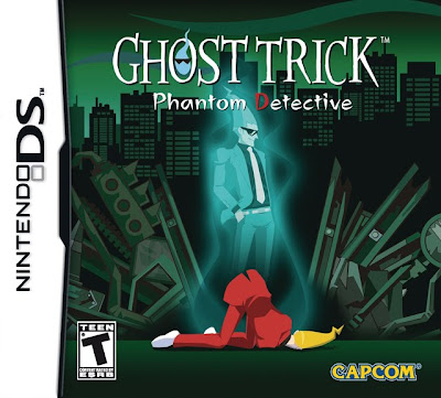 Ghost Trick: Detective Fantasma DS