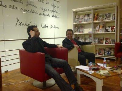 António Guerreiro e os Livros que mudaram o seu mundo, na Biblioteca Muncipal