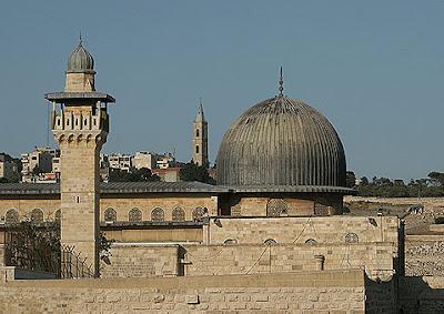Mesquita Al-Aqsa, foto copiada a partir da Wikipédia