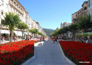 Avenida em Braga
