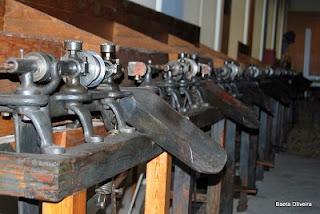 Museu da Cortiça da Fábrica do Ingês, em Silves. Outubro 2008