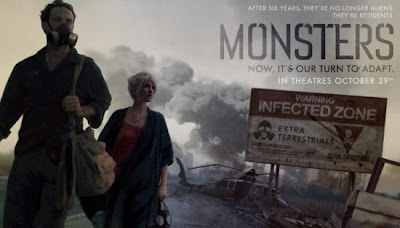 Monsters le film
